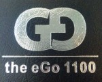 【BIANSI】the eGo 1100 kit(ブラック)