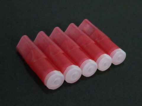 BIANSI eGo-T カートリッジ画像。シリコンキャップを採用した液漏れ防止に力を入れたカートリッジ。半透明のカートリッジでリキッドの残量も確認しやすくなっております。電子タバコ国内最安値水準aienmuenka.com(愛煙無煙家)