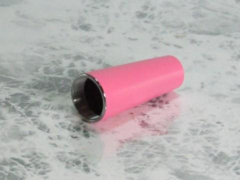 eGoアトマイザーカバーの画像。eGo/eGo-Tバッテリーに510アトマイザーや920アトマイザーを接続した時にバッテリーへ取り付け、アトマイザーを覆うカバーです。電子タバコ国内最安値水準、aienmuenka.com(愛煙無煙家)