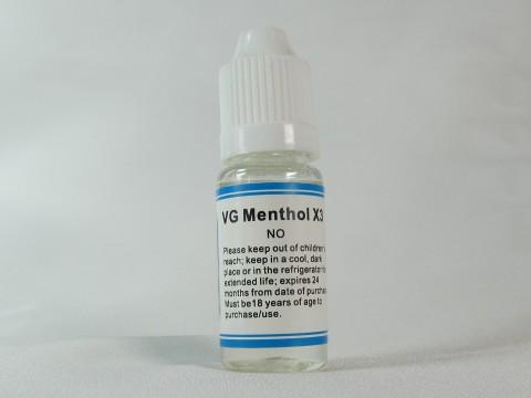 VG Menthol x3